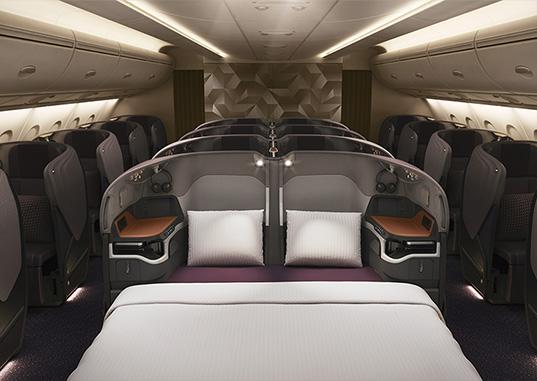 A380 Business Class Seat