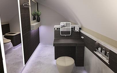 Suites Lavatories